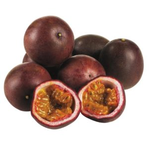 8Pcs Of Fresh Passion Fruit Passiflora edulis Species