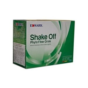 EDMARK SHAKE-OFF PHYTO FIBER POWDER A BOX OF SACHETS -240g