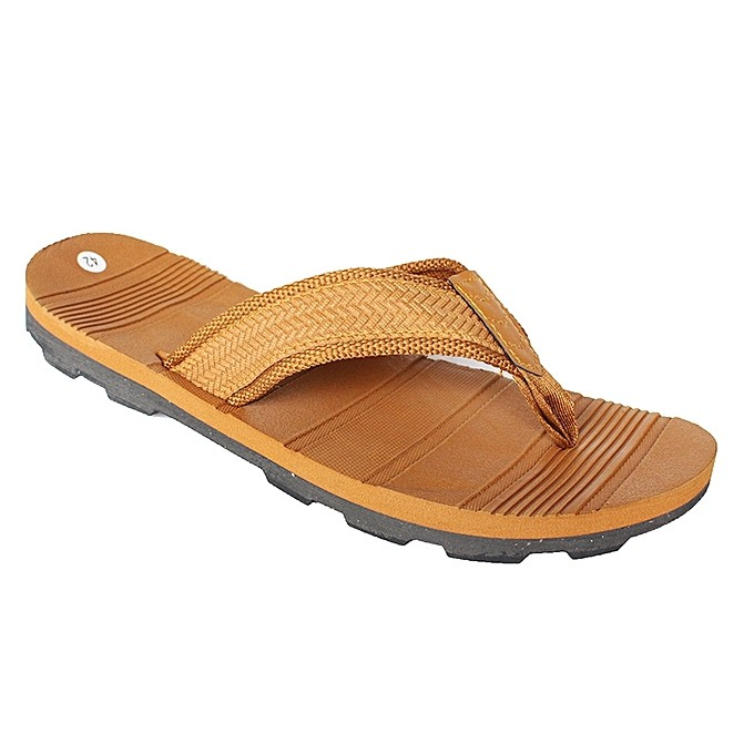 Men's Casual Designer Sandals - Brown
