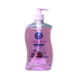 Yoza Hand Wash-Strawberry_500ml