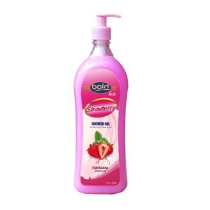 Bold Shower Gel-Strawberry_1080ml