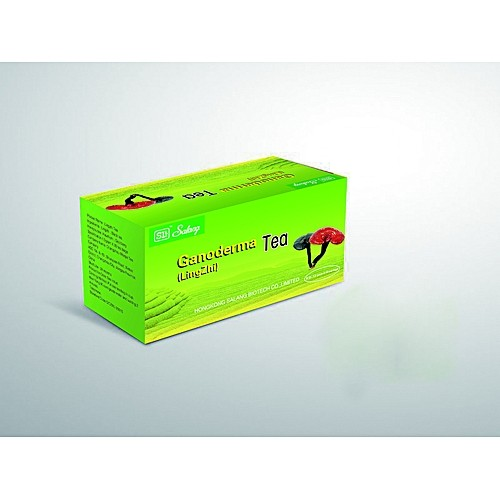 SALANG GANODERMA TEA FOR DIABETES 1.5gx30 TEA BAGS IN BOX