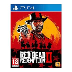 Rockstar Games Ps4 Red Dead Redemption 2