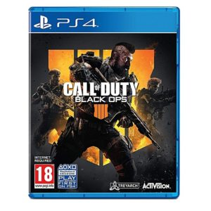 Activision PS4 Game Call Of Duty Black Ops 4