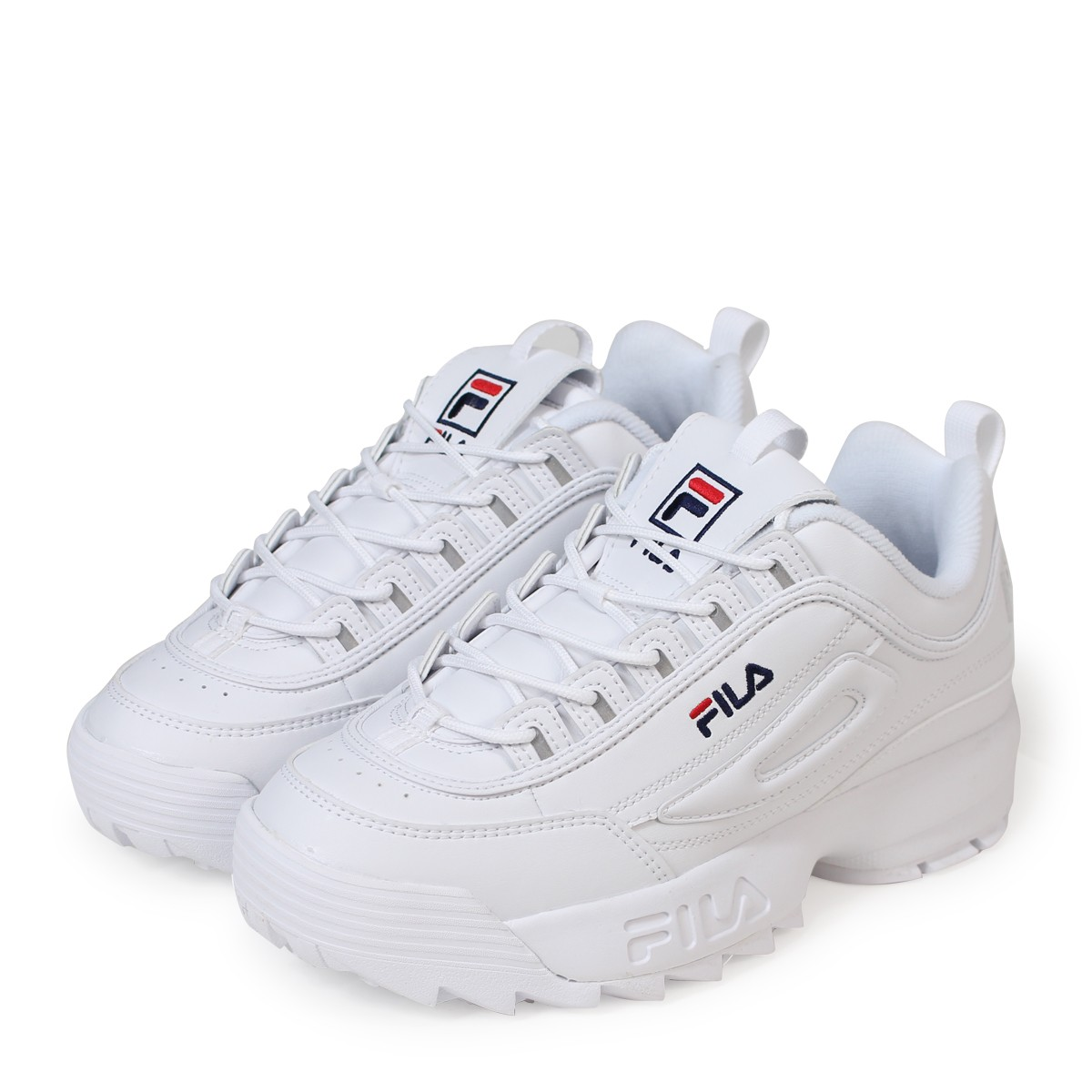 Fila Disruptor II  For Women  -White