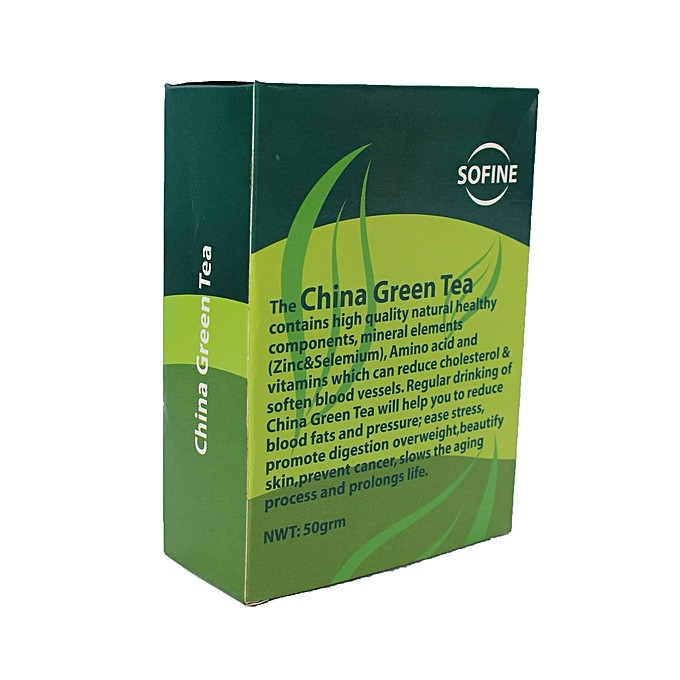 ORIGINAL HEALTHY CHINA GREEN TEA