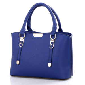 Women Shoulder Hand Bag (Blue)