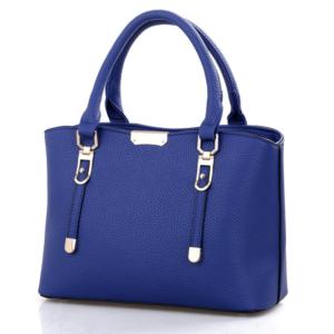 Women Shoulder Hand Bag (Blue)