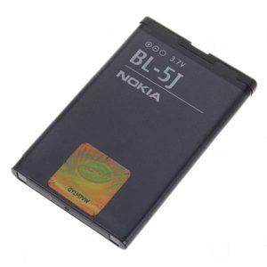 NOKIA BL-5J ORIGINAL BATTERY