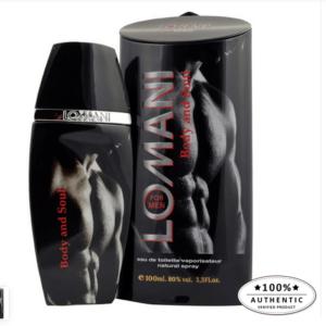 LOMANI for MEN