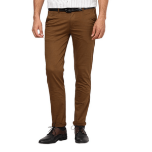 PENNY-BROWN ORIGINAL KHAKI TROUSER