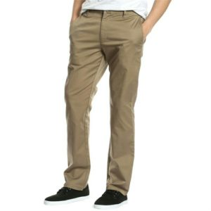CEDAR-BROWN ORIGINAL KHAKI TROUSER