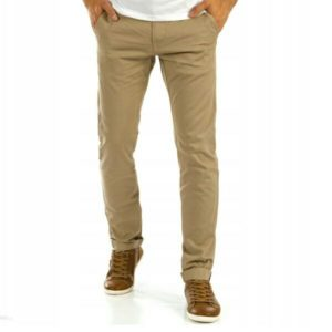 COFFEE-BROWN ORIGINAL KHAKI TROUSER