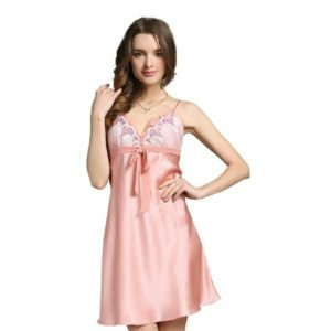 SWEET PINK NIGHTDRESS
