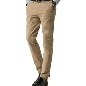 CEDAR-BROWN KHAKI FOR MEN