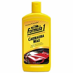 CARNAUBA CAR LIQUID WAX