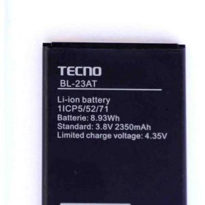 23AT TECNO BATTERY