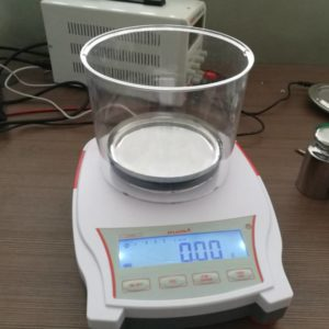 Table top electronic laboratory Scale