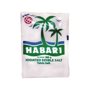 HABARI KITCHEN SALT - 500g