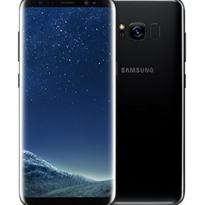 "Samsung Galaxy S8 (64GB) G950U 5.8"" 4G LTE Unlocked (GSM + CDMA, US WARRANTY) (Midnight Black) (Certified Refurbished)"