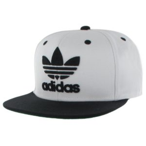 Adidas Men's Originals Snap back Flat brim Cap