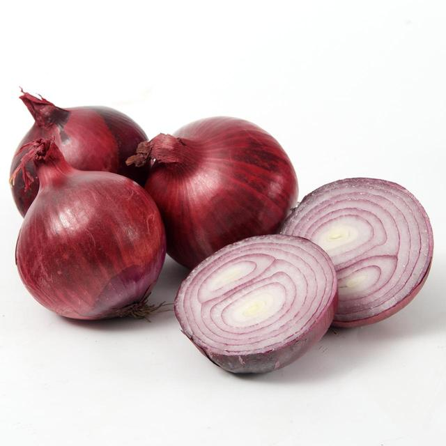4Pcs Of Fresh Onions