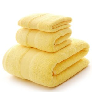 Premium Bath Towels 100%Cotton 3Piece