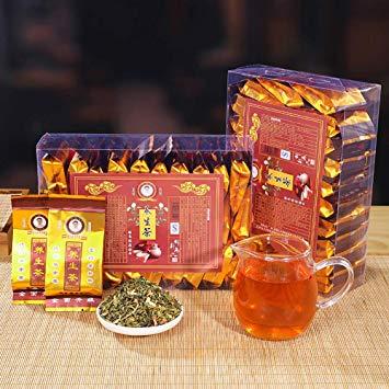 BLOOD PRESSURE AND LIVER TEA