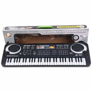 Music Fairy Electronic Piano, 31-Keys Keyboard With Microphone