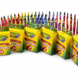 24 Count Crayons (6 Pack)