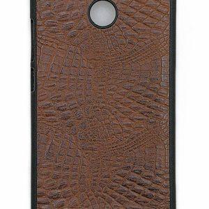 Tecno W5 Case TPU Soft Cover Tan