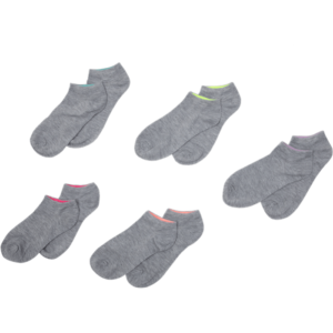 LADIES' 5-PACK SOCKS