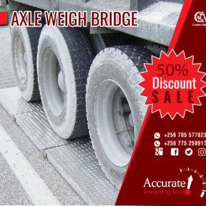 Digital axle car scales with maximum resolution display of 60,000 cheap prices Kampala