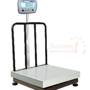Purchase a platform weighing scales with multiple functions on sale at Wandegeya