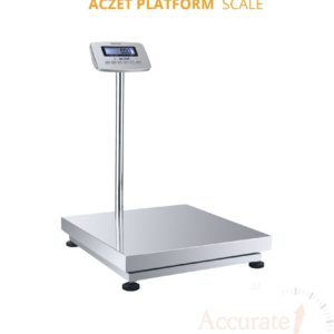 Platform scales with stainless steel plate in Kampala Uganda