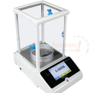 sensitive to gloves touch panel analytical balance for education laboratory in store uganda