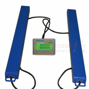 Pallet jacks scales with optional Bluetooth output 1000kg capacity at supplier shop Wandegeya