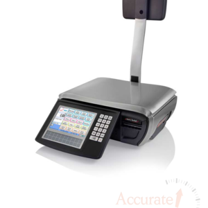 Barcode printer scale with date/time setup prices in Jinja
