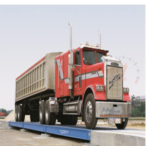 Moveable weighbridge with capacity of up to 50 tons from supplier shop industrial area