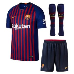 Barcelona  2018-2019 Home Kit