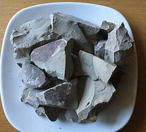 LOCAL CLAY FOR EATING (BUMBA) -500g