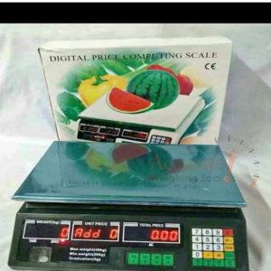 30kg capacity price computing scale at supplier shop wandegeya, Kampala