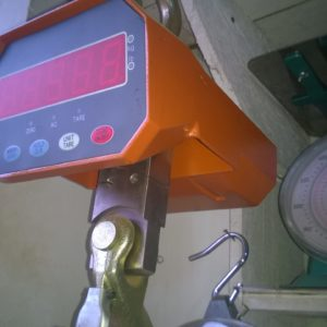 Digital Crane Scales company in Uganda