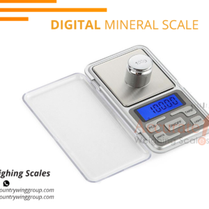 Whose supplier shop has 100-200-300-500g electronic-LCD-display-mineral scales in Wandegeya, Uganda?