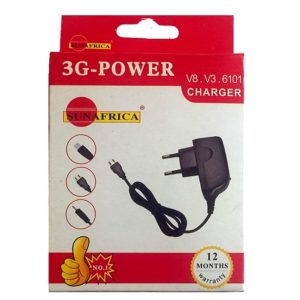 SIMPLE 3G-POWER SMARTPHONE CHARGER