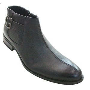 MEN BLACK GENTLES SHOES