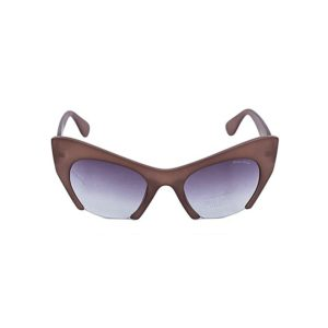 GENERIC LIGHT BROWN WOMEN SUNGLASSES