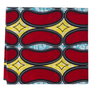 KITENGE DRESS MATERIAL 2YARDS DESIGN 657