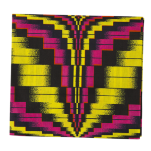 KITENGE DRESS MATERIAL 2 YARDS DESIGN 156