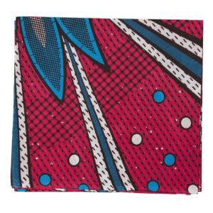 KITENGE DRESS MATERIAL -2 YARDS. DESIGN 123